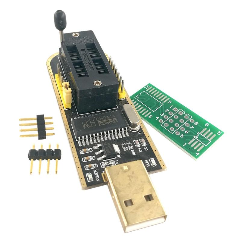 MCIGICM usb eeprom programmer ch341a spi programmer 24 25 series