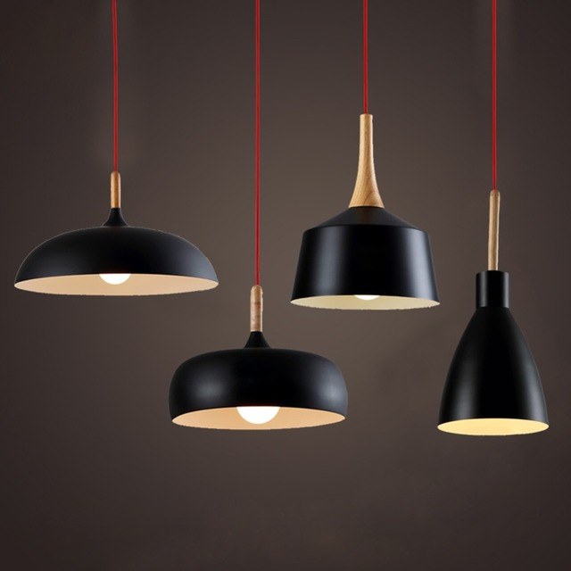 Moderne Pendentif Lumi¨re Nordique Style Suspension Luminaire