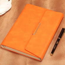 QSHOIC Cute Diary A5 Loose Leaf Notebook Business Stationery Folder Gift Sketch Korean Book