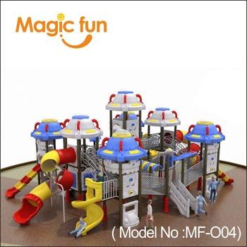 Magiczne zabawne wyposażenie zewnętrznego placu zabaw tanie wyposażenie placów zabaw chiny doskonały zestaw slajdów tanie i dobre opinie Zjeżdżalnia Składana zjeżdżalnia NoEnName_Null Plac zabaw na świeżym powietrzu 3 lat Plastikowy plac zabaw