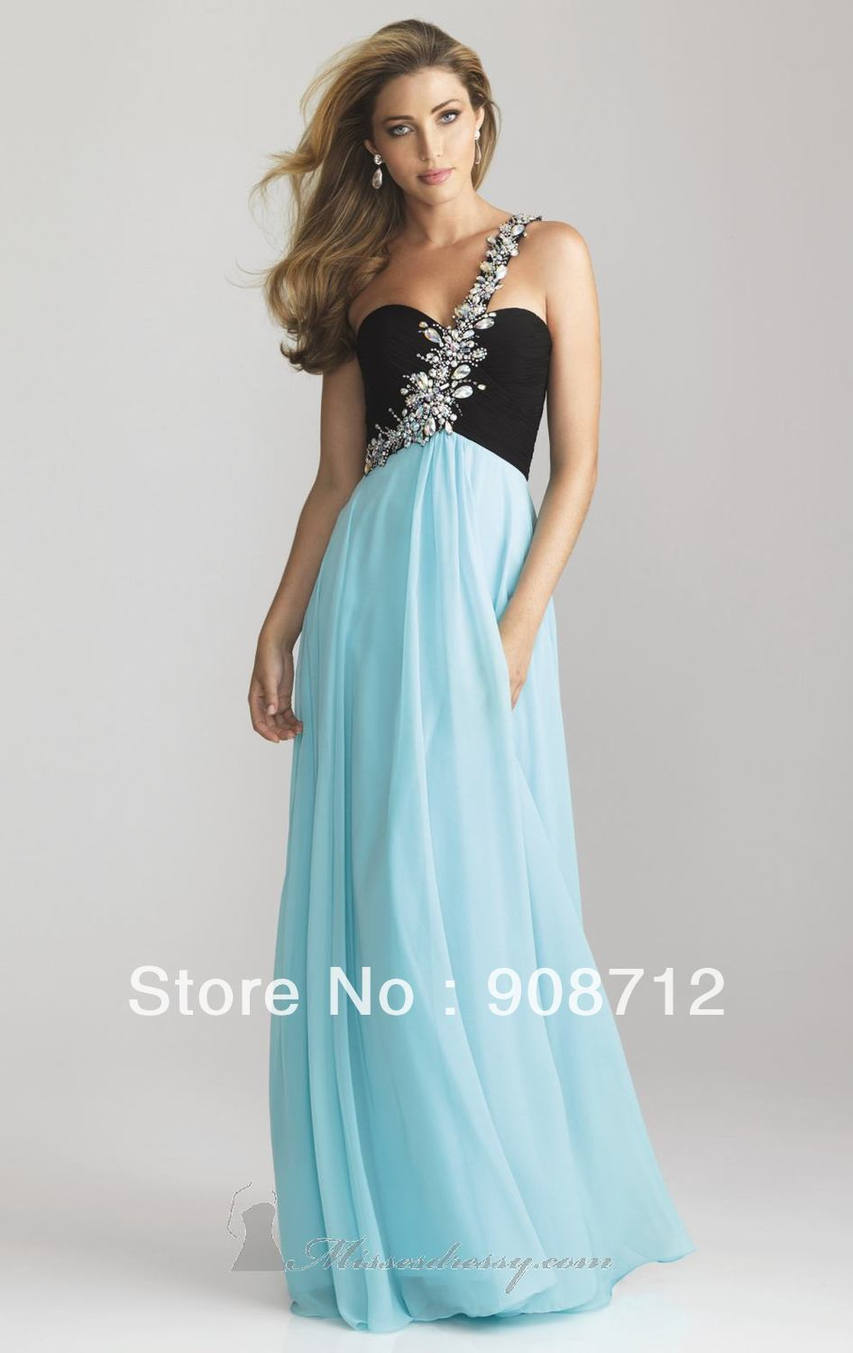 off the shoulder prom dresses 2013