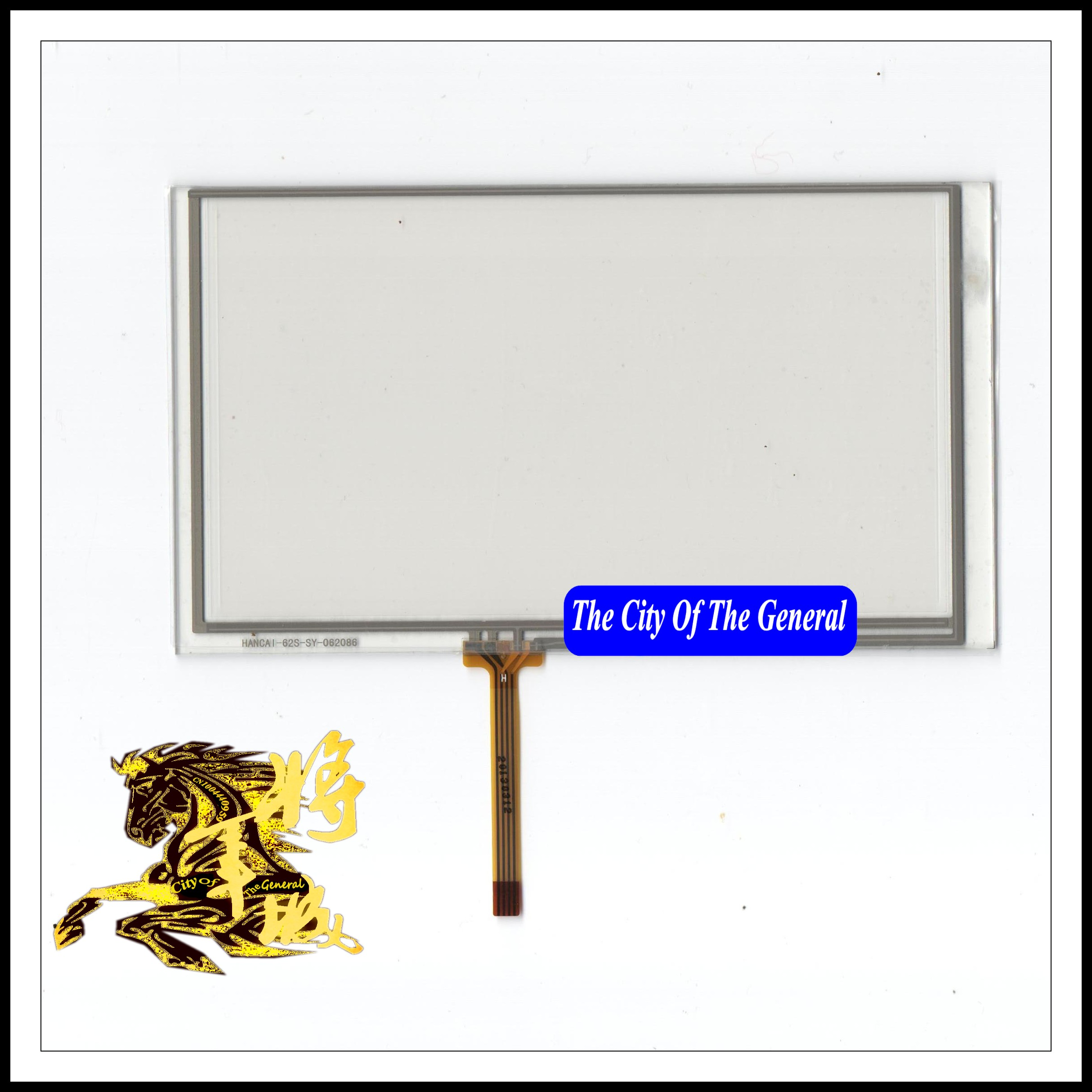 GENCTY For 6.2-inch four-wire resistive touch screen W-Y