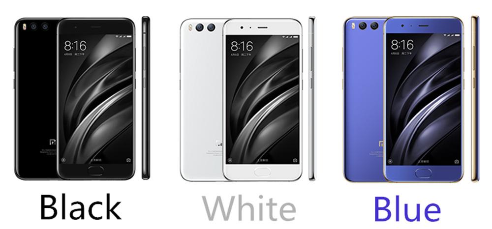 Original Xiaomi Mi6 Mi 6 Mobile phone 6GB RAM 64GB ROM Snapdragon 835 Octa Core (8)