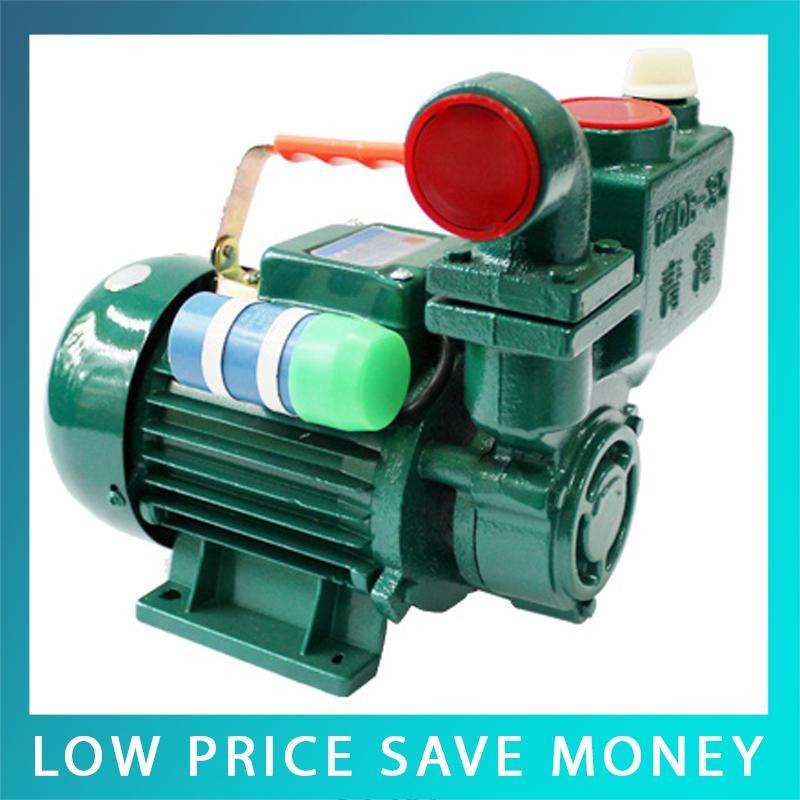 1ZDB-35 Automatic Home Water Booster Pump Cast Iron 220V Centrifugal Pump wcb 75 portable gear oil pump cast iron 220v 50hz