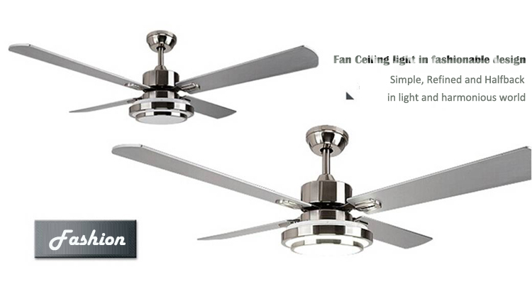Ceiling Fans For Dining Area: Free Shipping! Modern Unique 24W LED Ceiling Fan Droplight