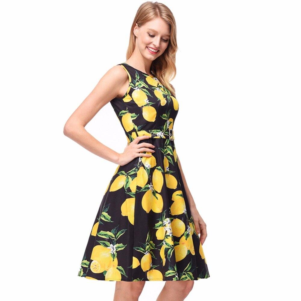 Women Dress Summer Boho Sexy Party Night Club Wear Evening 2018 Vintage Floral Retro Ladies Elegant Dresses