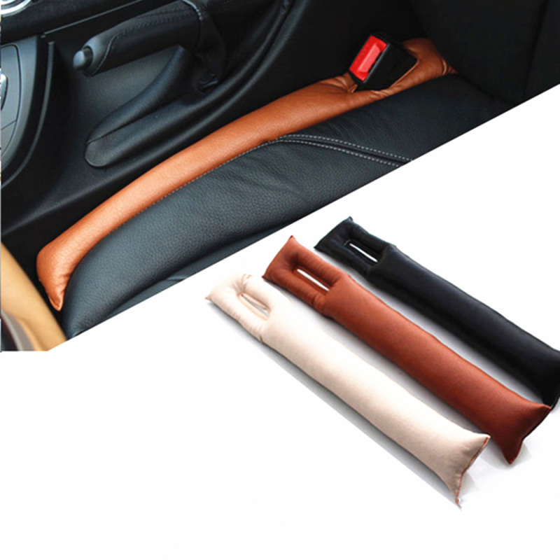 Automobiles & Motorcycles Forceful 2pcs Car Styling Seat Gap Filler Pad Cover For Chevrolet Cruze Trax Aveo Lova Sail Epica Captiva Volt Camaro Cobalt To Reduce Body Weight And Prolong Life Exterior Accessories