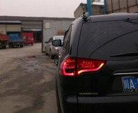 VLAND Заводские для автомобиля задние фонари для Pajero Sport светодио дный фонарь год 2012 2015 для Montero Sport светодио дный задние фонари plug and play