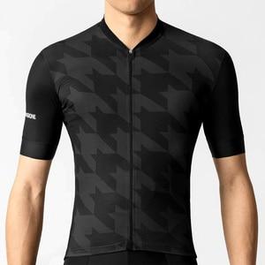 Image 2 - La Passione Maillot Wielertrui Korte Mouw Riding T shirt Mtb Fiets Fiets Kleding Maillot Ciclismo Mallot Ciclismo Hombre