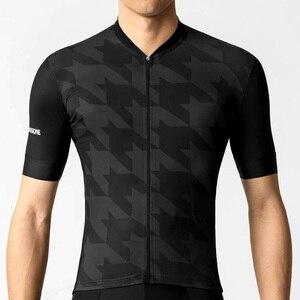 Image 2 - La Passione Maillot de ciclismo para hombre, camiseta de manga corta, ropa de ciclismo de montaña