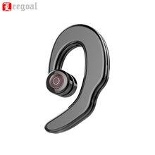 hot deal buy leegoal s2 bone conduction earphone true wireless earbuds bluetooth headset phone earphones headphones with mic sport earpiece