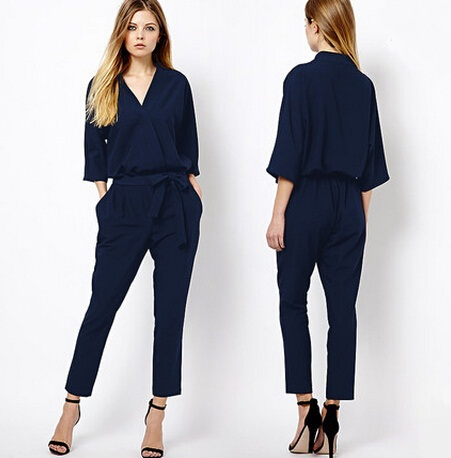 Popular Royal Blue Jumpsuit-Buy Cheap Royal Blue Jumpsuit lots ...