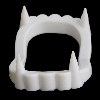 2018 Vampire Dracula Teeth Halloween Monster Werewolf Zombie Fangs Halloween Party Baby Kids Child Gifts image