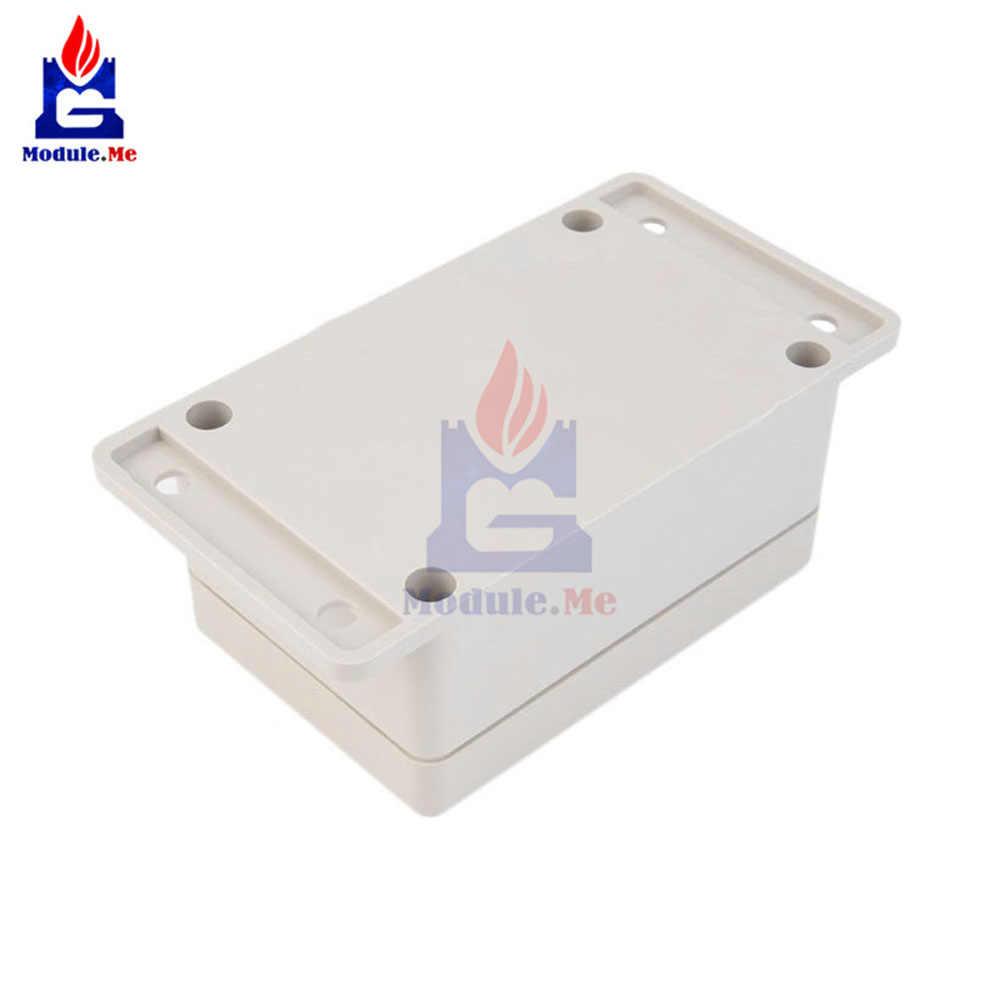 Impermeable 100x68x50mm caja de plástico para proyecto electrónico