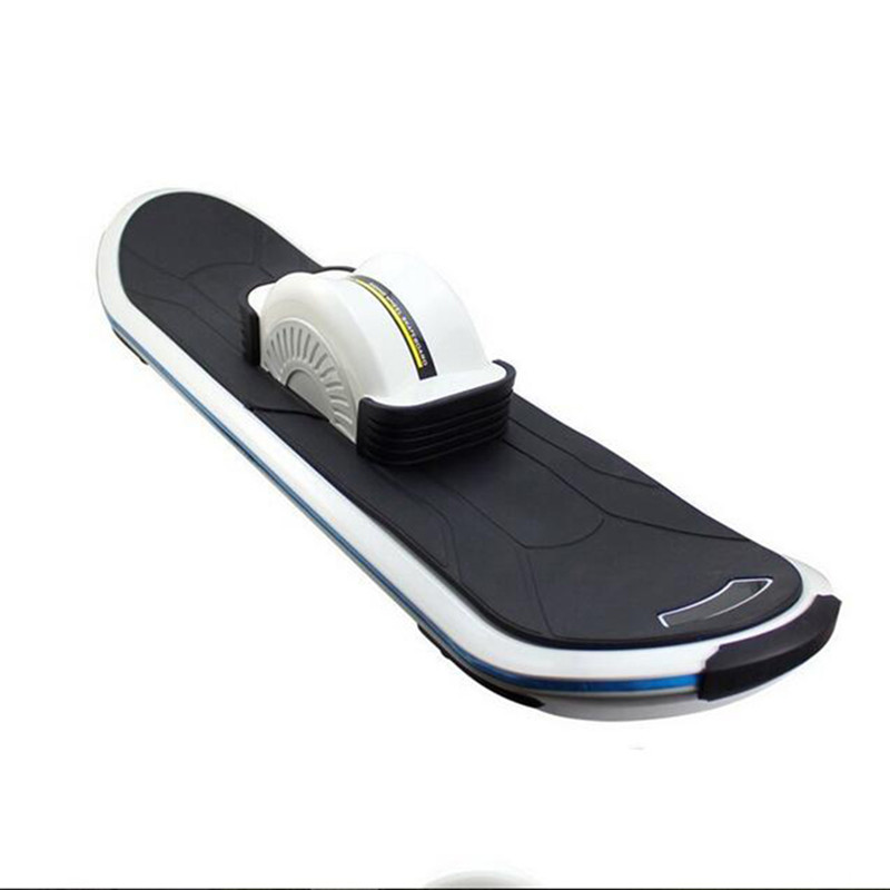 Cool Black One Wheel Powerful Skateboard Portable Scooter with Bluetooth