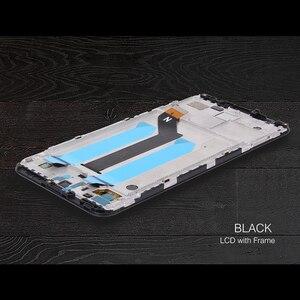 Image 5 - الأصلي ل شاومي Redmi نوت 5 الهندي شاشة LCD + الإطار 10 لمس ل Redmi 5 زائد LCD محول الأرقام استبدال