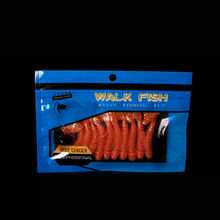 Curly Tail Soft Lure  Forked Tail fishing bait grubs