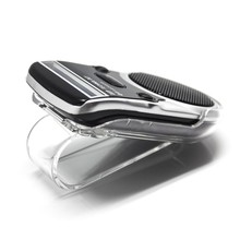Solar Powered Speakerphone Bluetooth Car Kit
