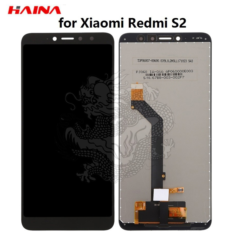 For <font><b>Xiaomi</b></font> Redmi Y2 Redmi S2 Lite LCD <font><b>Display</b></font> Digitizer Touch Screen Digitizer Assembly Replacement-Black LCD Touch Panel image