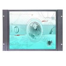 19 Cal 4:3 otwarta ramka Monitor Lcd z ekranem dotykowym 1280*1024 pojemnościowy Monitor dotykowy