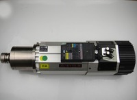 CE certificate auto tool changer air cooling 9KW spindle ISO30 400HZ AC380/AC220V 3PH