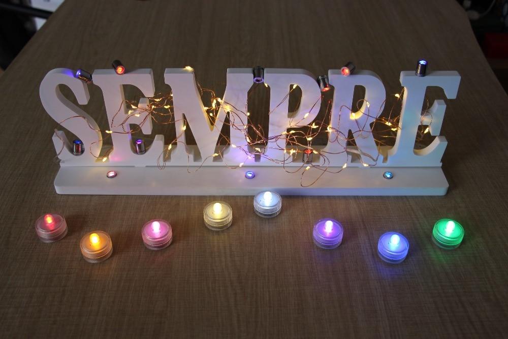 Νέο Δημιουργικό LED Φωτεινό ξύλο - Διακόσμηση σπιτιού - Φωτογραφία 5