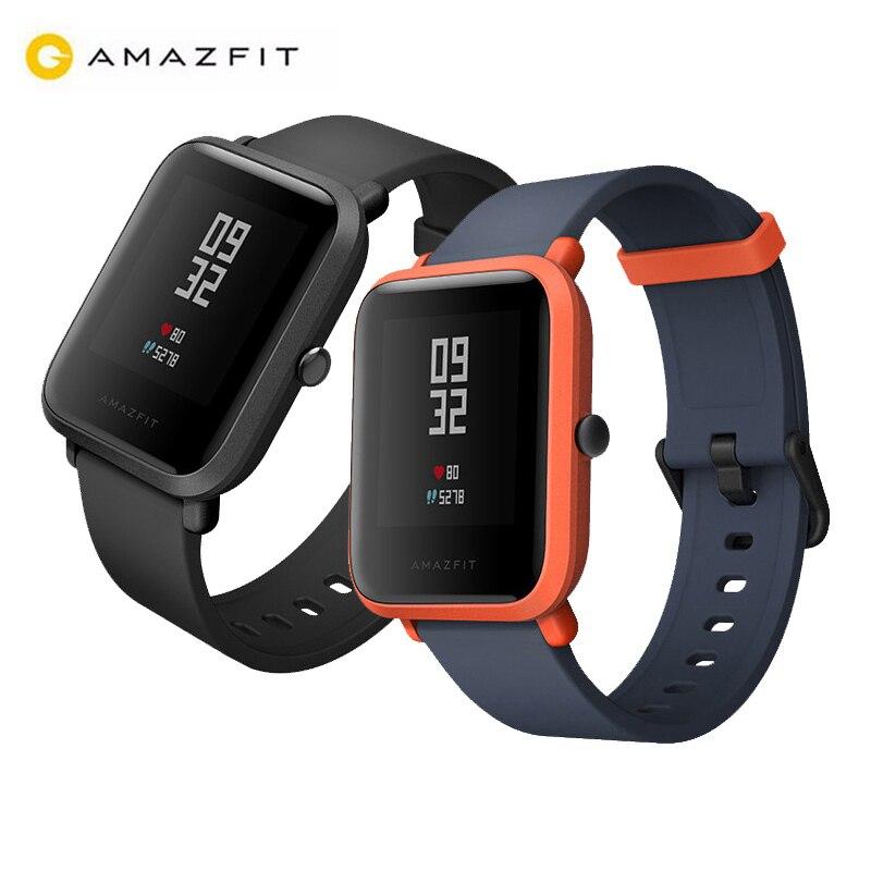 Original Xiaomi AMAZFIT Bip Pace Lite Sports Smartwatch GPS Professional Waterproof Smart Watch Men Women xiaomi smart watch amazfit pace