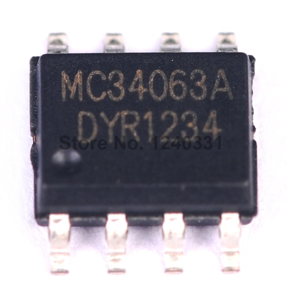 50pcs Mc34063 Mc34063a 34063 Sop 8 Switching Regulator Ic In Voltage 12v 15a For Battery By Integrated Circuits From Electronic Components Supplies On Alibaba Group