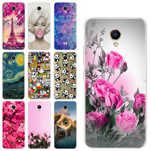 Soft TPU Cover For Meizu M3 M3S A5 M5C M5S M5 Mini Meilan M3 Note Silicone Back Cover Bumper Case For Meizu M5 Note Phone Cases(China)