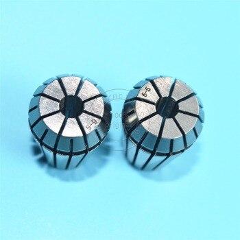 ER20 Collet-1PCS, enrutador de carpintería de grabado CNC, accesorios de husillo de máquina de grabado, accesorio de máquina de grabado ER collet