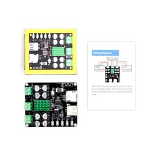VHM-302 TPA3116D2 Цифровые усилители Bluetooth доска DC12V-24V Встроенный Bluetooth U диск TF плеер Усилитель Панели