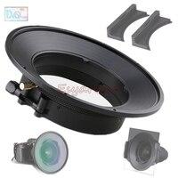 150mm Circular Filter Hood + 170*170mm Square Filter Slot Holder Kit System for Nikon AF S 14 24mm f/2.8G F2.8G ED Lens