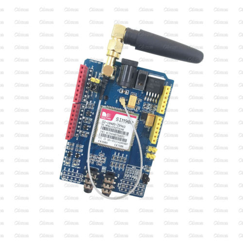 SIM900A 900/1800 MHz GPRS/GSM Development Board Module ...