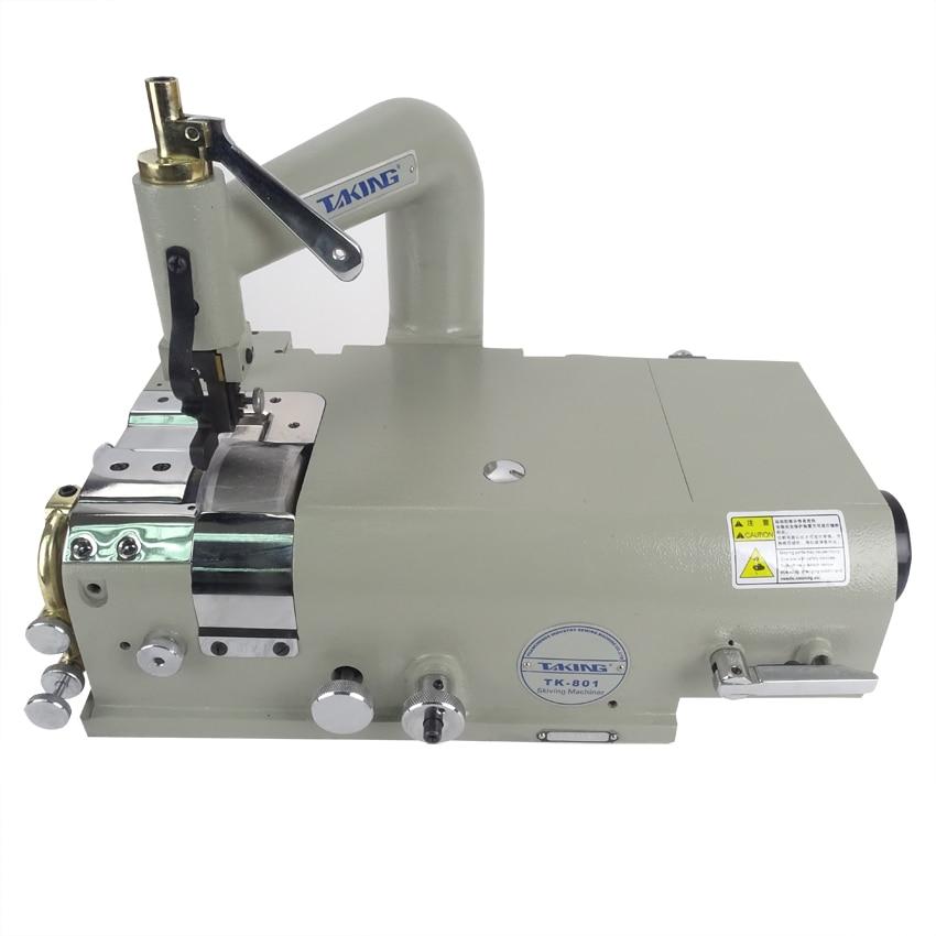 110 В/220 В TK 801 кожа Skiving швейная машина для кромки скребка Синтетическая кожа обувь пластиковые изделия