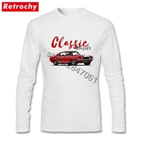 Gorgeous Classic Classic Muscle T Shirt Mens Clothing Brand Long Sleeve Guy Tees Shirt Large Size