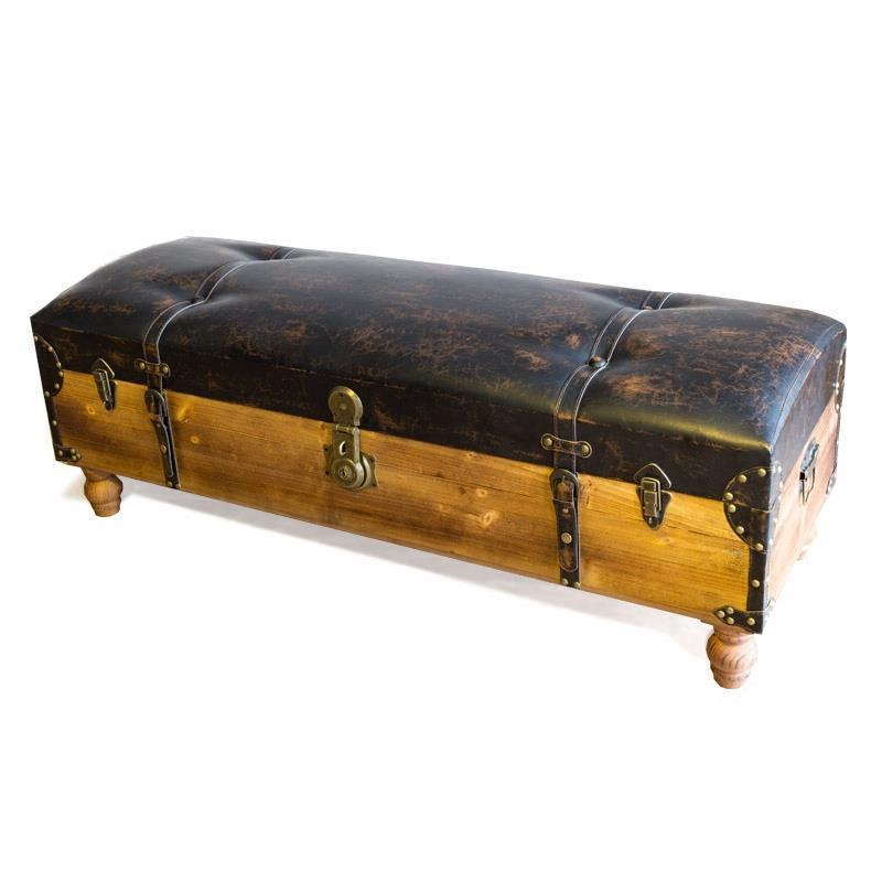 retro sofa do old storage stool home can sit small board American door change the shoes wear clothing store american retro nostalgia sofa stool storage stool changing his shoes stool circular fashion toy storage box clothing store furni