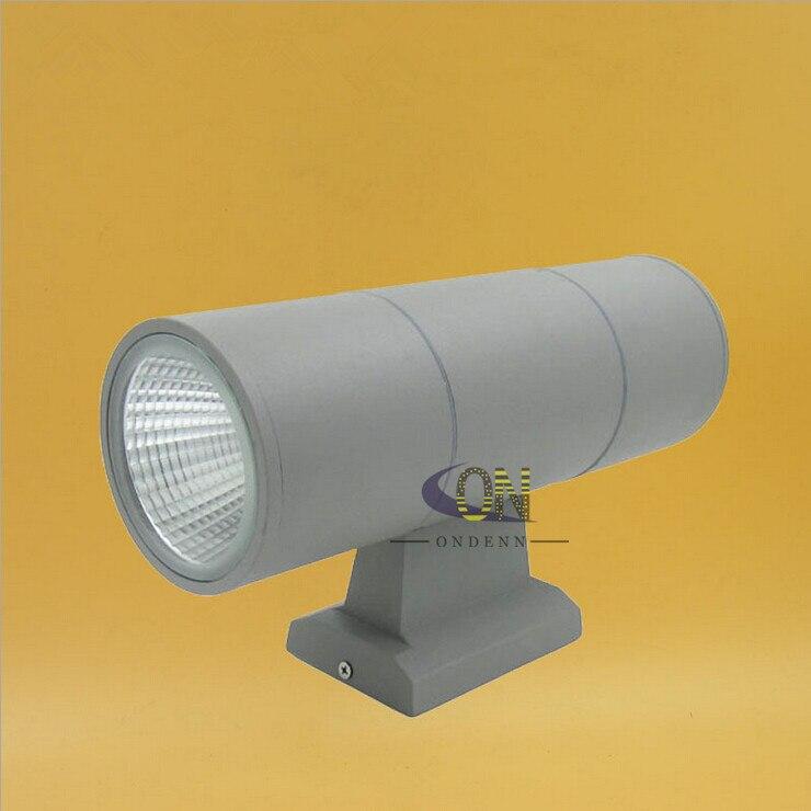 20w Led Wall Light: 10W 20W 30W COB Wall Lamp LED Waterproof Garden Light Wall