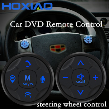 Car Steering Wheel Control DVD Button Universal wireless android gps navigation Car steering wheel remote control buttons 21035 lego
