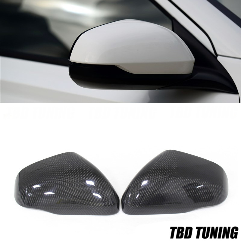 Carbon Fiber <font><b>Mirror</b></font> Cover For <font><b>Honda</b></font> <font><b>HRV</b></font> XR-V Avancier 2014 2015 2016 2017 2018 2019 Replacement Rear <font><b>Side</b></font> View <font><b>Mirror</b></font> Cover image