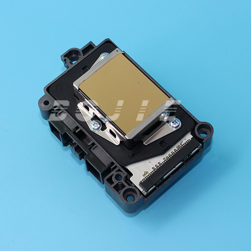 F1890010 DX7 eco solvente desbloqueado de ouro superfície da cabeça de impressão para a impressora de wit cor