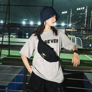 2019 новая парусиновая обувь Для женщин Поясные сумки унисекс нагрудная сумка в стиле casual дорожные сумки женские сумки через плечо сумки модная поясная сумка банан карман