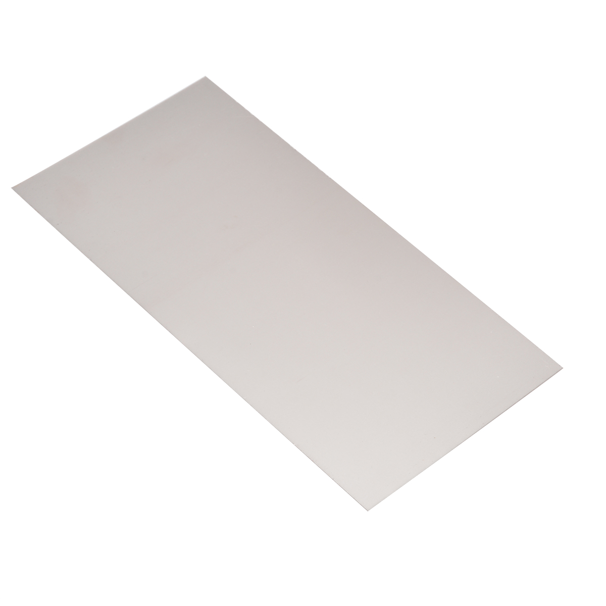 1pc Pure Nickel Plate Sheet Foil 0.3 Thickness 100x200mm Industry Tools Temperature Resistance