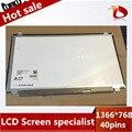 "Новый + 15.6 ""Ноутбук Тонкий LED LCD Замены Экран Для HP ProBook 450 G0 G1 G2 LED 40 контакты"