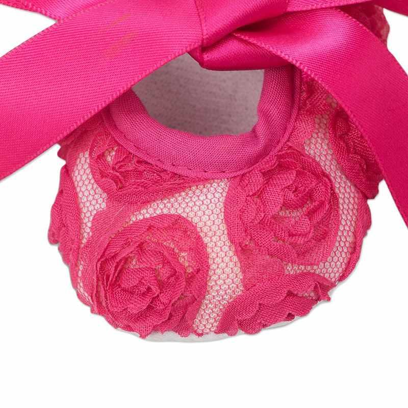 Обувь для новорожденных девочек; брендовые тканевые детские пинетки с цветочным принтом и бантом для малышей; комплект с повязкой на голову для маленьких девочек; обувь для малышей