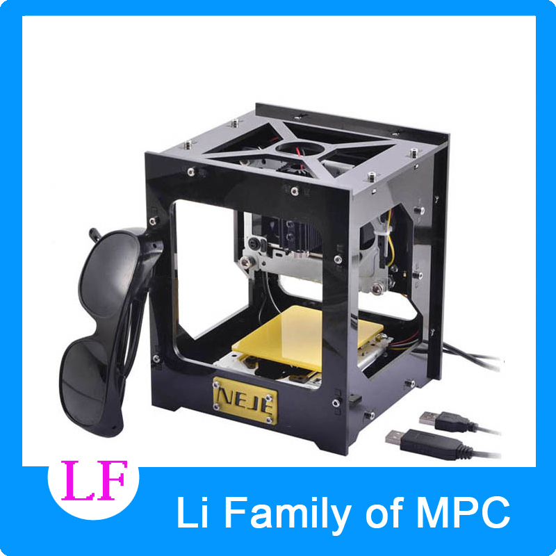 300mW USB DIY Laser Engrave Cutting Machine CNC Laser Engraver Cutter Engraving Printer