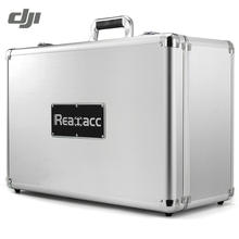 DJI Phantom 4 Pro FPV Camera Drone Silver Realacc All Aluminum Portable Hardshell Suitcase Carrying Box Suit Case Bag(China)