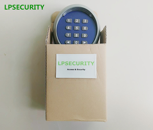Image 5 - LPSECURITY 433MHZ لوحة مفاتيح لاسلكية للجدار للمرآب/سوينغ/انزلاق بوابة فتاحة/لوحة المفاتيح اللاسلكية التبديل مع المتلقي