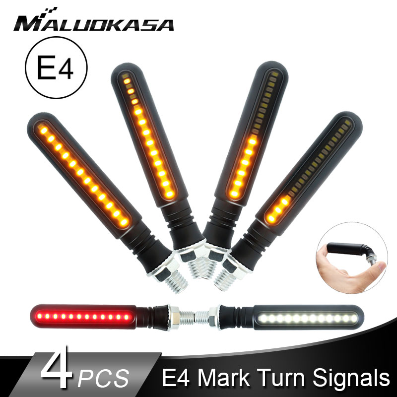 4pcs-motorcycle-turn-signals-4e-mark-led-flowing-water-flashing-lights-stop-signals-tail-flasher-running-blinker-drl-for-honda