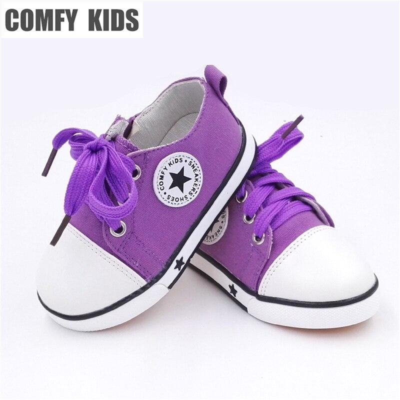 Zapatos de bebé cómodos para niños Zapatos de lona transpirables - Zapatos de bebé - foto 3