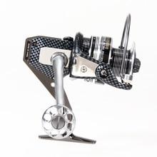 Drop shipping fishing reel Spool 12+1BB Ball Bearings Spinning Fishing Reel Reels Speed Gear carretilha de pesca